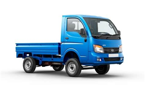 tata ace ht front rear side interior view image gallery