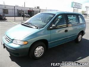 1996 Plymouth Voyager - Information And Photos