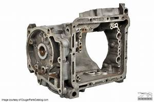 Case - C-4 Automatic Transmission - Used ~ 1967 - 1968 Mercury Cougar / 1967 - 1968 Ford Mustang ...