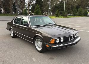No Reserve  1985 Bmw 735i For Sale On Bat Auctions