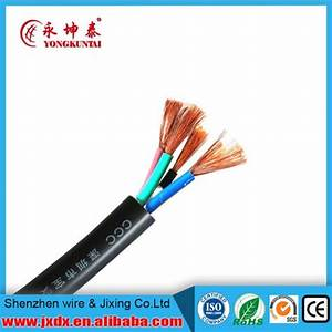 3 Wire Cable Color Code