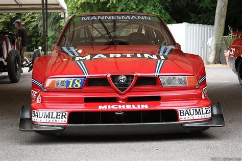 Alfa Romeo V6 by 1996 Alfa Romeo 155 V6 Ti Alfa Romeo Supercars Net