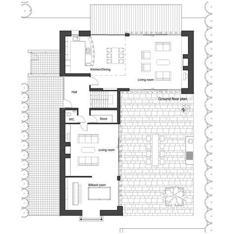 images   shaped house plan de maison