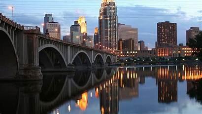 Minneapolis Wallpapers Skyline Paul Antiques Saint West