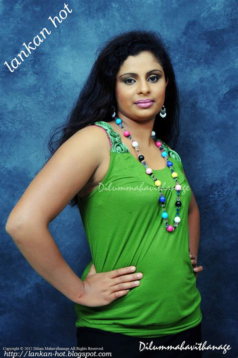 Lankan Hot New Actress Indu