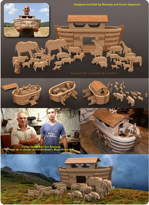 images  noahs ark  pinterest pull toy