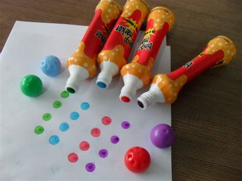 bingo dabbers markers for painting be a winner ch2802