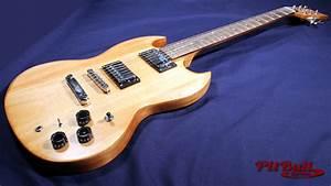 Pit Bull Guitars Sg