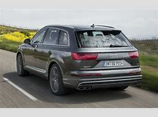 Audi SQ7 2016 Wallpapers and HD Images Car Pixel