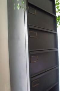 Classeur Rangement Papier : meuble classeur pas cher ~ Teatrodelosmanantiales.com Idées de Décoration
