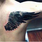 Anatomically Correct Wing Tattoo   595 x 589 jpeg 45kB