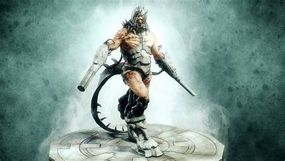 Nemesis 3d Sci Fi Zbrush Girish India