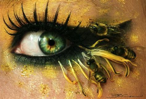 beautifully dramatic artistic eye