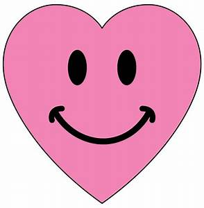 Heart Smiley Face - ClipArt Best | Cute | Pinterest ...
