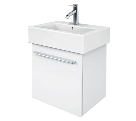450mm Vanity Unit by Duravit X Large 450mm Vanity Unit With 500mm Vero