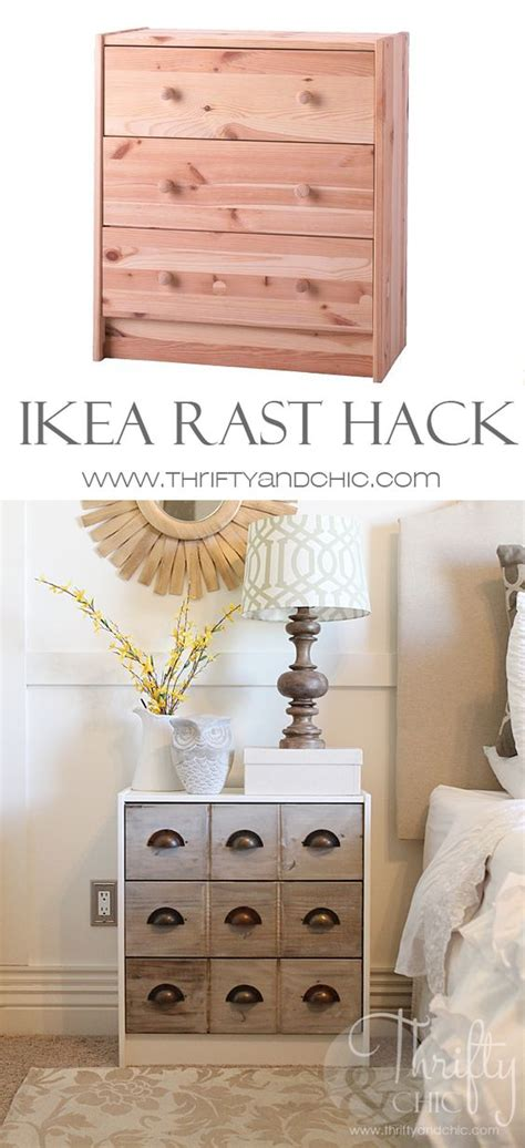 Apothecary Cabinet Ikea Hack by Ikea Rast Dresser Hack Turned Into A Apothecary