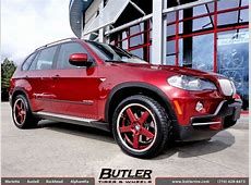 BMW X5 with 20in Niche Nurburg Wheels exclusively from