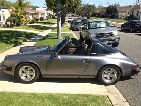 1986 porsche targa interior 1986 porsche targa for sale pelican parts technical bbs