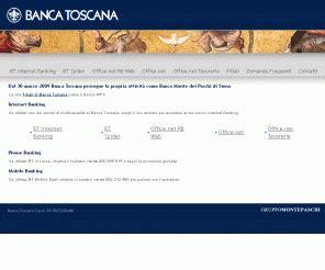 Banca Sella Siena by Bancatoscana It Banca Monte Dei Paschi Di Siena