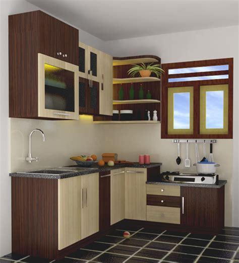 Tips Cara Dekorasi Dapur Minimalis Berukuran Kecil Rumah