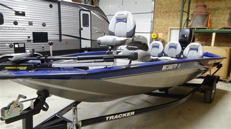 Bass Tracker Boats For Sale Michigan by 2010 Tracker Pro Team 175txw Boats For Sale In Michigan