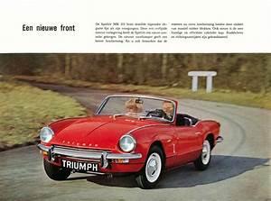 Triumph Spitfire Mk Iii Brochure
