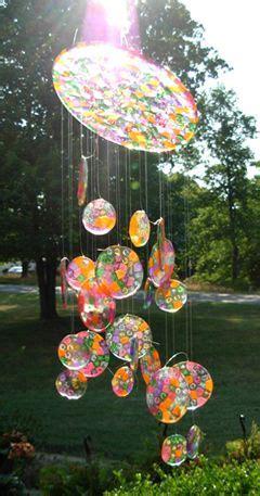 sun catcher  molten bead diy summer crafts