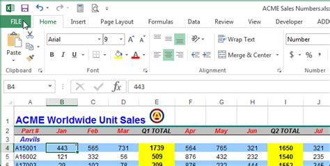 bottom tabs in excel 2010 missing ms excel 2003 2007
