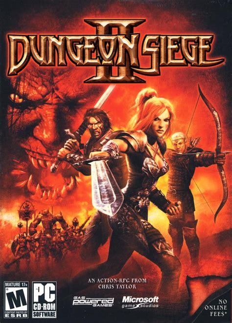 like dungeon siege 2 dungeon siege ii bomb