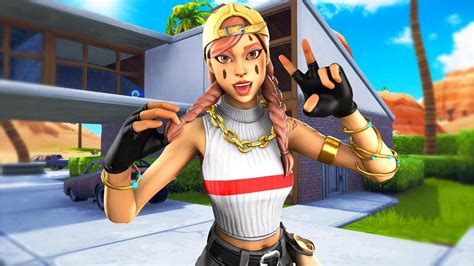 She was last seen in the item shop on march 31st, 2021. Aura Fortnite Wallpapers - Wallpaper Cave
