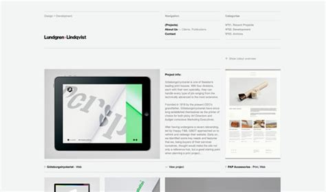 Fresh Examples Of Minimalist Web Designs-web Design