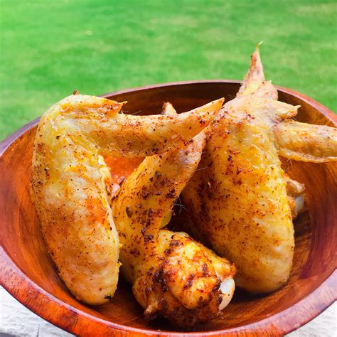 air chicken fryer wings keto recipe allrecipes