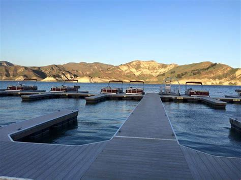 Fishing Boat Rentals by Parks Management Company Big Sur Los Padres National