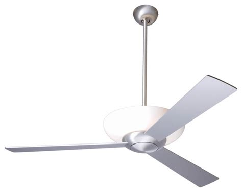 ceiling fan with uplight and 52 quot aluminum finish aurora with uplight ceiling fan