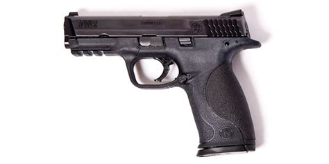 Smith & Wesson M&p -the Firearm Blog