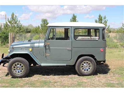 classic land cruiser classic toyota land cruiser for sale on classiccars com