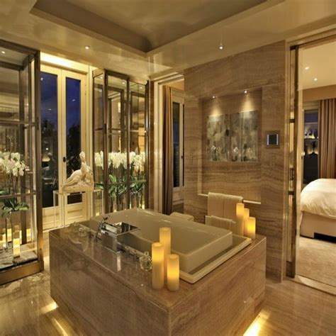 8 of the most lavish hotel bathrooms in paris therichest
