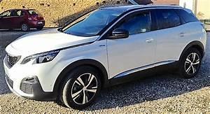 3008 Gt Line Blanc Nacré : achetez une voiture neuve garage durand ~ Gottalentnigeria.com Avis de Voitures