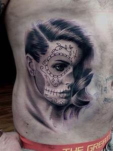 Mexican Clown Tattoo