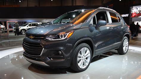 Modifikasi Chevrolet Trax by 2017 Chevrolet Trax 2016 Chicago Auto Show
