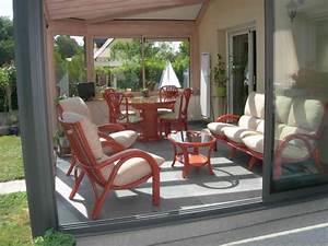 Mobilier De Veranda : meubles pour veranda mobilier sur enperdresonlapin ~ Teatrodelosmanantiales.com Idées de Décoration