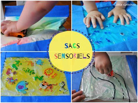 jeux de cuisine pour bébé activités d 39 inspiration montessori les sacs sensoriels