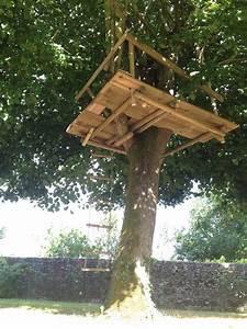 Cabane Dans Les Arbres Construction : construire une cabane iii dans les arbres toysfab ~ Mglfilm.com Idées de Décoration