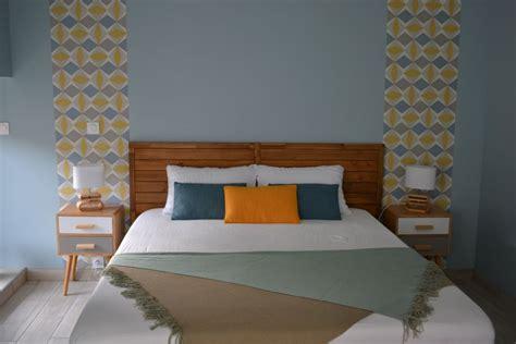 chambre 2 couleurs attrayant conseil peinture chambre 2 couleurs 14
