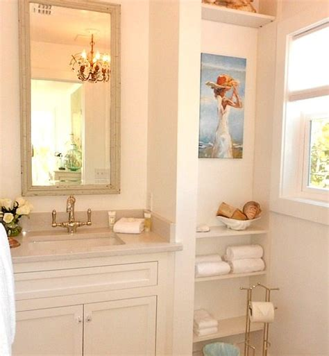 pure white decor   remodeled vintage beach cottage
