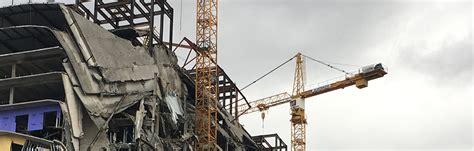 orleans hard rock hotel dhg demolition projects