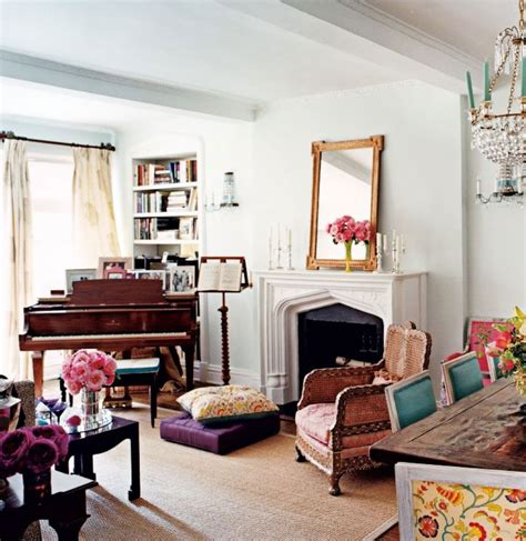chic home decor bohemian apartment decor to the artistic year with