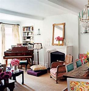 Bohemian, Apartment, Decor, To, Close, The, Artistic, Year, With, Dignity, U2013, Homesfeed