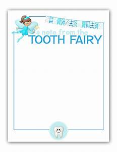 Free Printable Tooth Fairy Letter Template Gallery  Certificate design and template