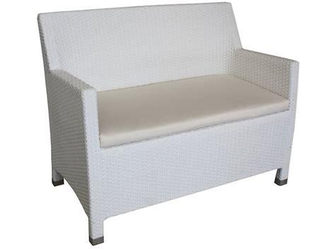 canapé en kit kit esterno 04 salon de jardin en aluminium et simili